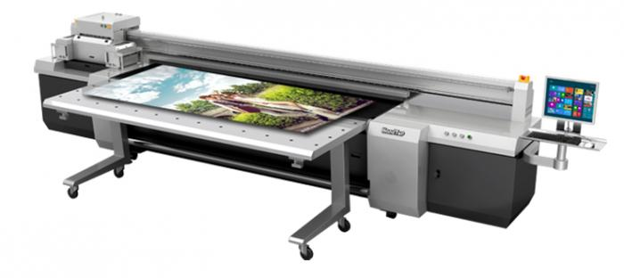 Hybrid Printer - TH1600 UV LED