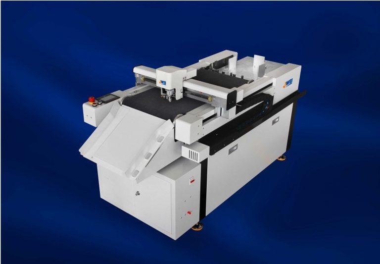 Titanium 0604 flatbed cutter