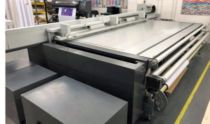 SwissQprint Impala UV printer